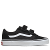 Vans-Ward V-(Suede/Canvas)Black/-2126985