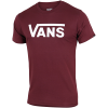 Vans-Classic T-shirt-Port Royale/White-2141961